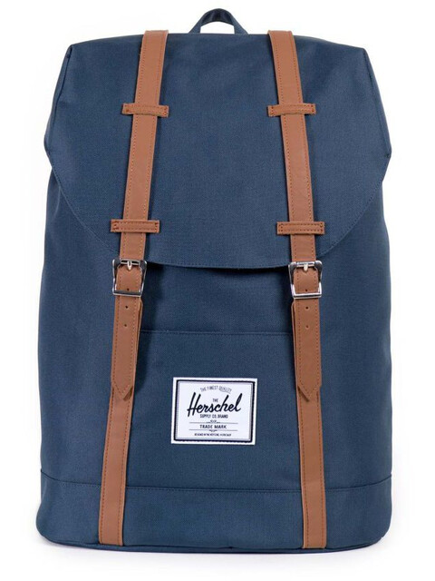 Herschel Retreat Backpack Navy/Tan